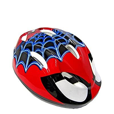 toimsa - 10860 - Bike Helmet - Spider-Man - Boys ' from Loulomax