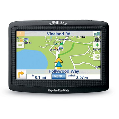 Magellan RoadMate 1400 4.3-Inch Portable GPS Navigator