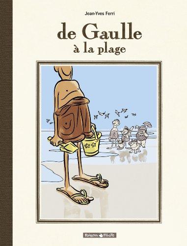 De Gaulle à la plage