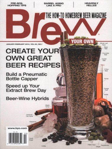 Brew Your Own (1-year auto-renewal)