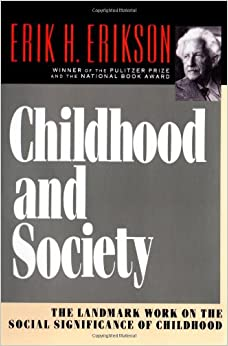 erik erikson childhood and society pdf