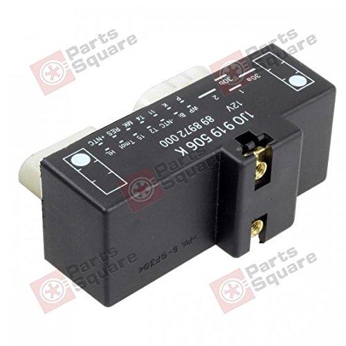 PartsSquare 1J0919506K Control Unit Module Relay For 1999