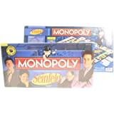 Seinfeld Edition Monopoly Board Game