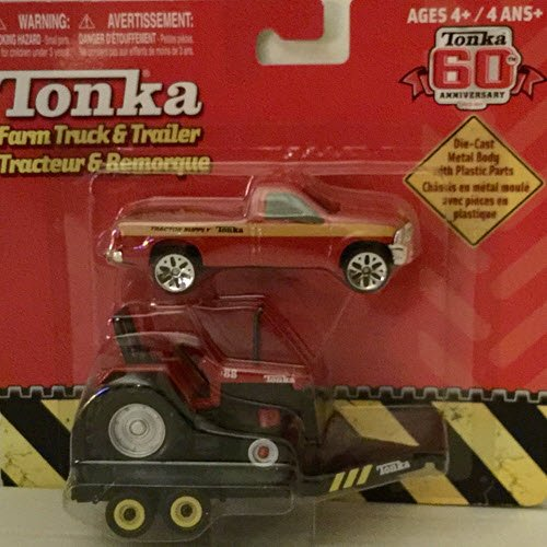 Tonka Farm Vehicles