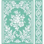 Cuttlebug 5X7 Embossing Folder/Border Set-Anna Griffin Rose Pavilion