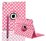 360 ROTATING FLIP LEATHER CASE COVER...