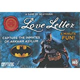 Love Letter Batman Boxed Edition Card Game