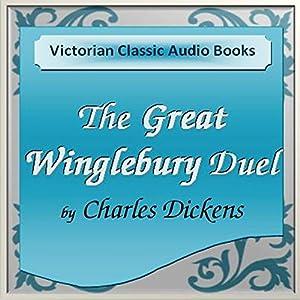 The Great Winglebury Duel Audiobook