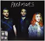Paramore Paramore & 3 Bar Unisex Slim Tee (S)