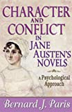 img - for Character and Conflict in Jane Austen's Novels: A Psychological Approach book / textbook / text book
