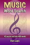 img - for Music Word Search book / textbook / text book