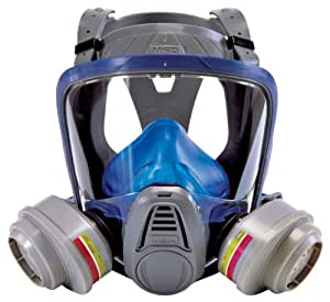MSA Safety Works 10041139 Full Face Multi Purpose Respirator