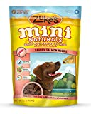 Zuke's Mini Naturals Dog Treats, Savory Salmon Recipe, 16-Ounce
