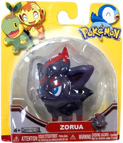 Pokemon Series 18 Basic Figure Zorua