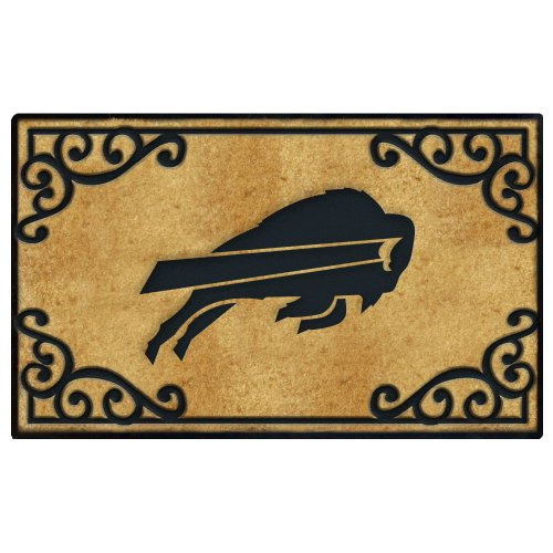 Buffalo Bills Door Mat at Amazon.com