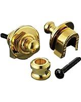 Schaller SC570254 Set Security Lock Completo 447, Oro
