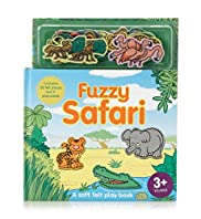 Fuzzy Safari Play Book