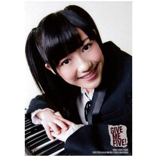 AKB48公式生写真Give me five通常盤【渡辺麻友】