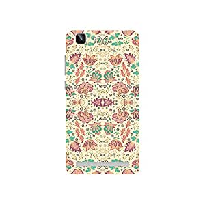 Garmor Designer Silicone Back Cover For VIVO X5 Max