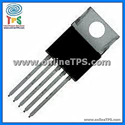10Pc LM2576T-Adj Miniconverter Switching Regulators for Electron