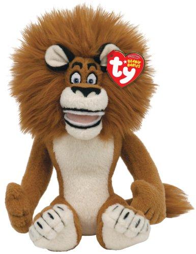 Imagen de IDAD Beanie Baby Madagascar - Alex-Lion