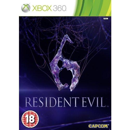 Resident Evil 6  [Edizione: Regno Unito]