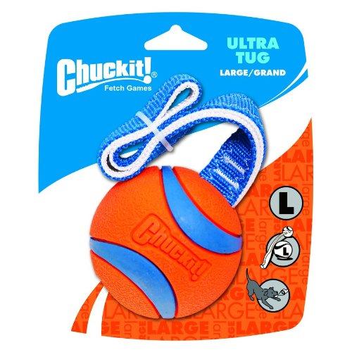 Artikelbild: Chuckit Hundespielzeug Ultra Tug Hundespielzeug, groß, 7cm