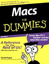 Macs For Dummies by Baig