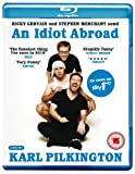 An Idiot Abroad - Series 1 [Blu-ray] [Region Free]