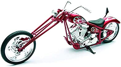 Newray 1:12 Custom Bike, Multi Color