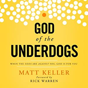 God of the Underdogs Audiobook