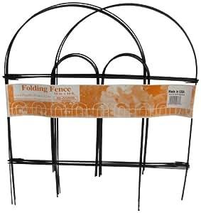 Amazon Com Glamos 367779 Folding Metal Wire Garden Fence