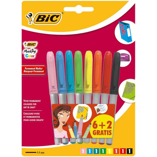 bic-marking-color-marqueur-permanent-fuchsia-violet-turquoise-vert-clair-jaune-orange-rouge-noir-6-2