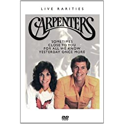 Carpenters - Live Rarities