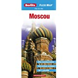 Plan de Moscou - Flexi Map plastifié