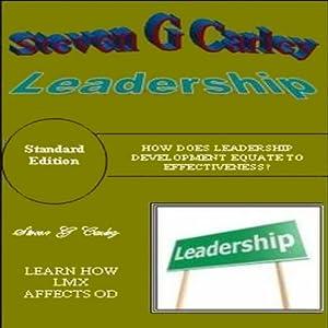 Leadership | [Steven G. Carley]