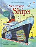 img - for See Inside Ships (An Usborne Flap Book) book / textbook / text book