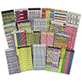 MEGA PENCIL ASSORTMENT (250 PIECES) - BULK