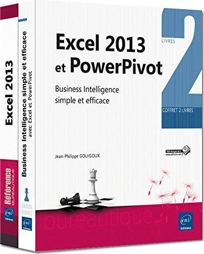 Excel 2013 et powerpivot - cof