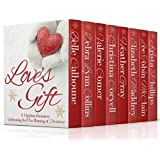 Love's Gift: 8 Christian Romances Celebrating the True Meaning of Christmas (English Edition)