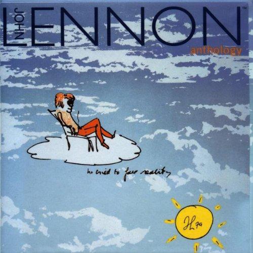 John Lennon Anthology artwork