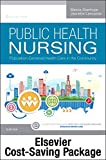 img - for Community/Public Health Nursing Online for Stanhope and Lancaster, Public Health Nursing (Access Code and Textbook Package), 9e book / textbook / text book