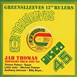 "12"" Rulers: Jah Thomas"