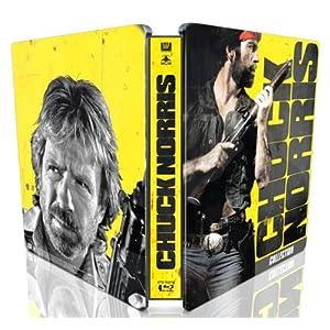 Chuck Norris : Oeil pour oeil + Delta Force + Sale temps pour un flic + Por
