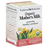 Traditional Medicinals Herbal Tea, Caffeine Free, Organic Mother's Milk, 16 ct.