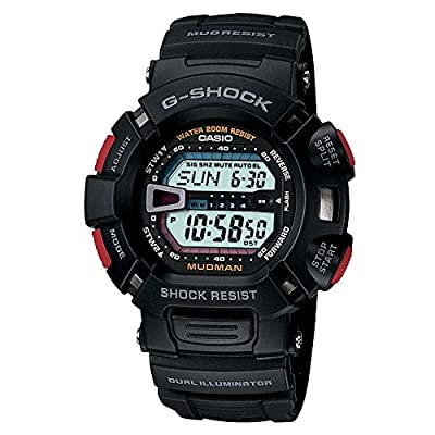 G-Shock Mud & Shock Resistant Watch