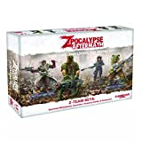 Z-Team Beta Zpocalypse Aftermath Miniatures Game Pack