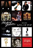 "Michael Jackson (Album Covers) Music Poster Print - 24"" X 36"""