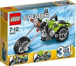 Wonderful LEGO Creator Highway Cruiser - 31018 - Lego® Gift Wrapped Edition