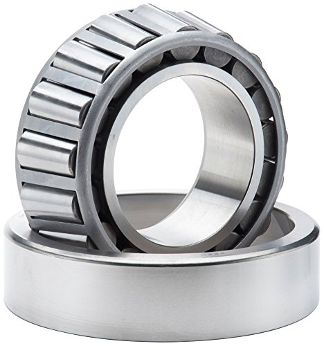 Peer Bearing LM48548/10 LM48500 Series Tapered Roller Bearing Cone/Cup Set, 1.3830
